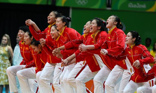 为什么需要中国女排 郎平:我们打的是人类精神