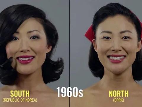 摄影师用镜头记录:朝鲜和韩国对美女的看法, 区别实在太大了