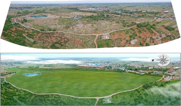 三年修复徐州市25项矿山地质环境治理设计完成