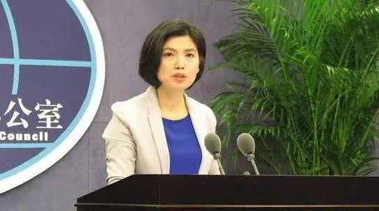 """国台办:民进党当局倚美抗陆、倚美谋""""独""""没有出路"""