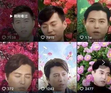 """""""假靳东""""们(图源:网络)"""