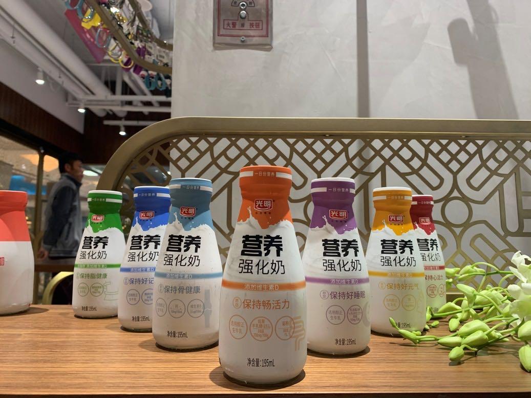 """叮当清脆的""""奶瓶子""""变成彩虹色,光明乳业还想做鲜奶消费""""鲜食宅配""""领头羊!"""