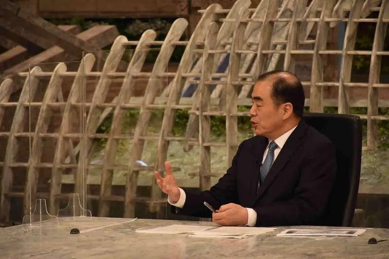 图片来源 中国驻日本大使馆微信公众号