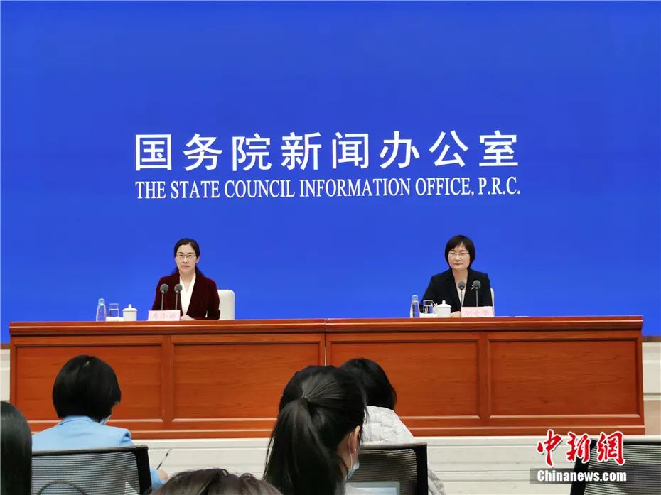 发布会现场。中新网记者 李金磊 摄