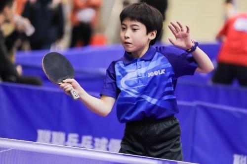 2020年浙江省中小学生乒乓球冠军赛宁波代表队夺7金!