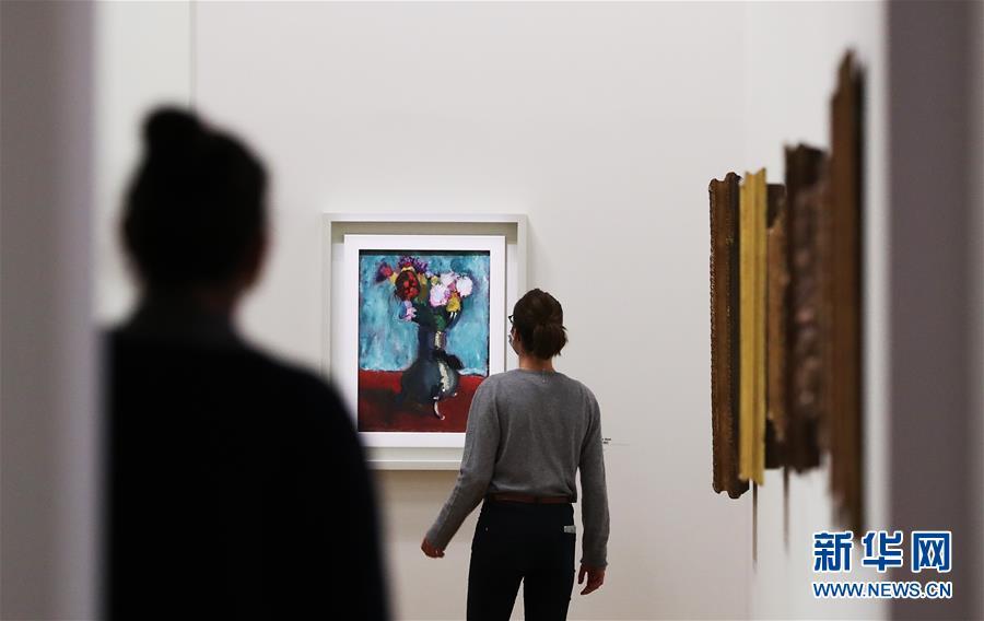 法国:《马蒂斯:像一部小说》——纪念马蒂斯诞辰150周年回顾展在蓬皮杜中心开幕