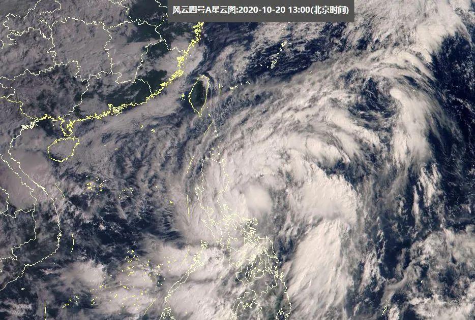 """今年第17号台风""""沙德尔""""生成,海南将再迎强风雨"""