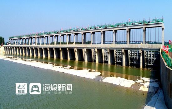 """山东寿光:从百年工程看水利治理的""""寿光经验"""""""