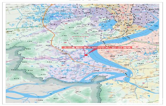 支付宝27亿竞得杭州之江300亩土地:蚂蚁全球总部落地?