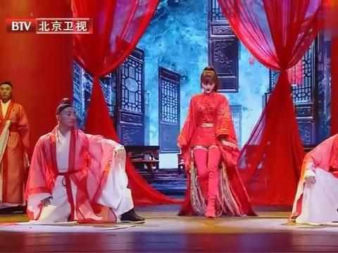安悦溪翻唱《红尘客栈》,一袭红装柔情似水,太美妙了
