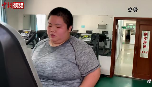 毅力惊人!300斤女子为了备孕,成功减重161斤