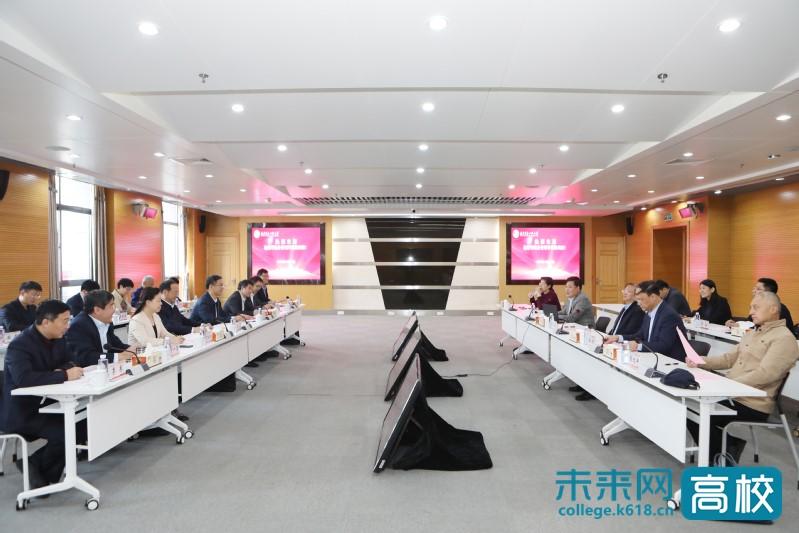 宿迁学院领导到南京信息工程大学调研交流