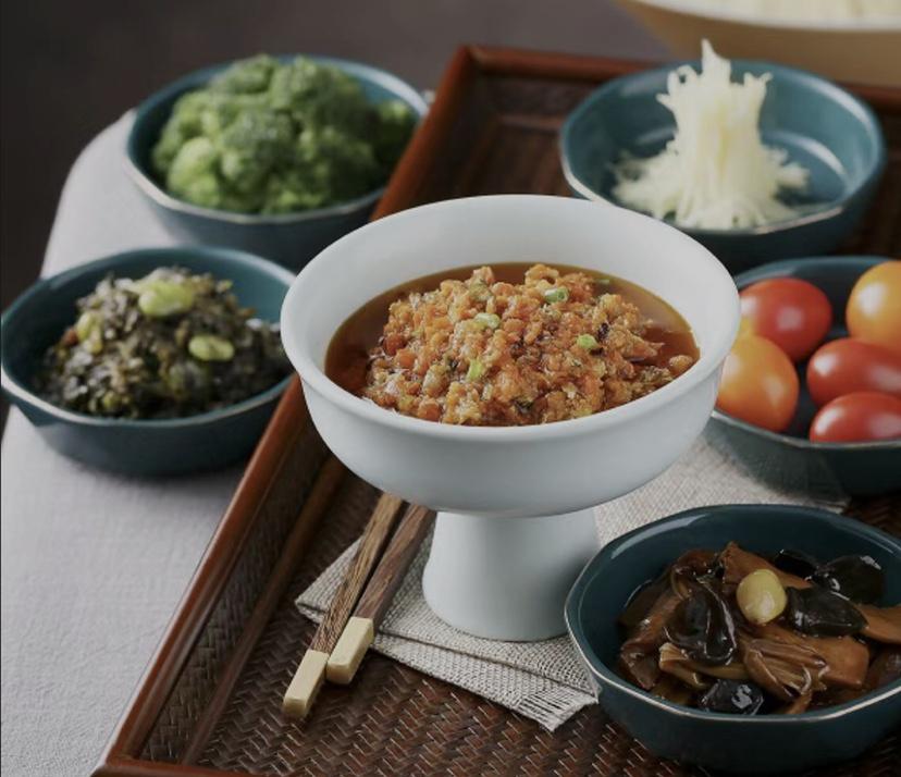 松鹤楼在京开面馆,不用下江南也能吃上正宗苏式汤面