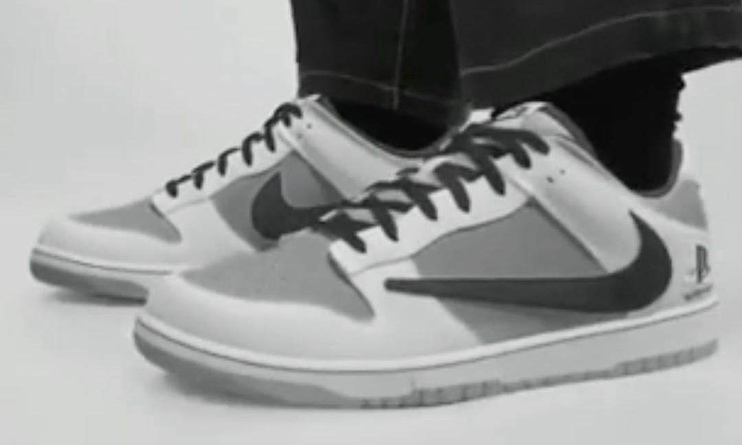 Travis Scott x PlayStation x Nike 三方联名企划疑似曝光……
