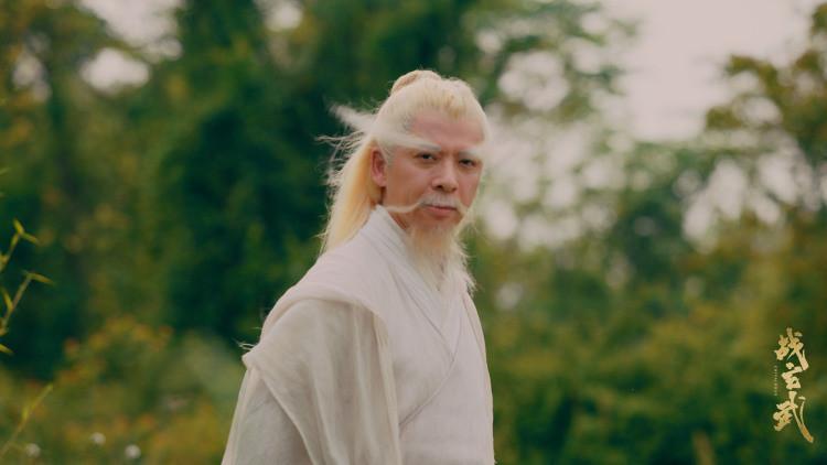 电影《战玄武》双十一上映,通臂猿猴郭政鸿化身战神
