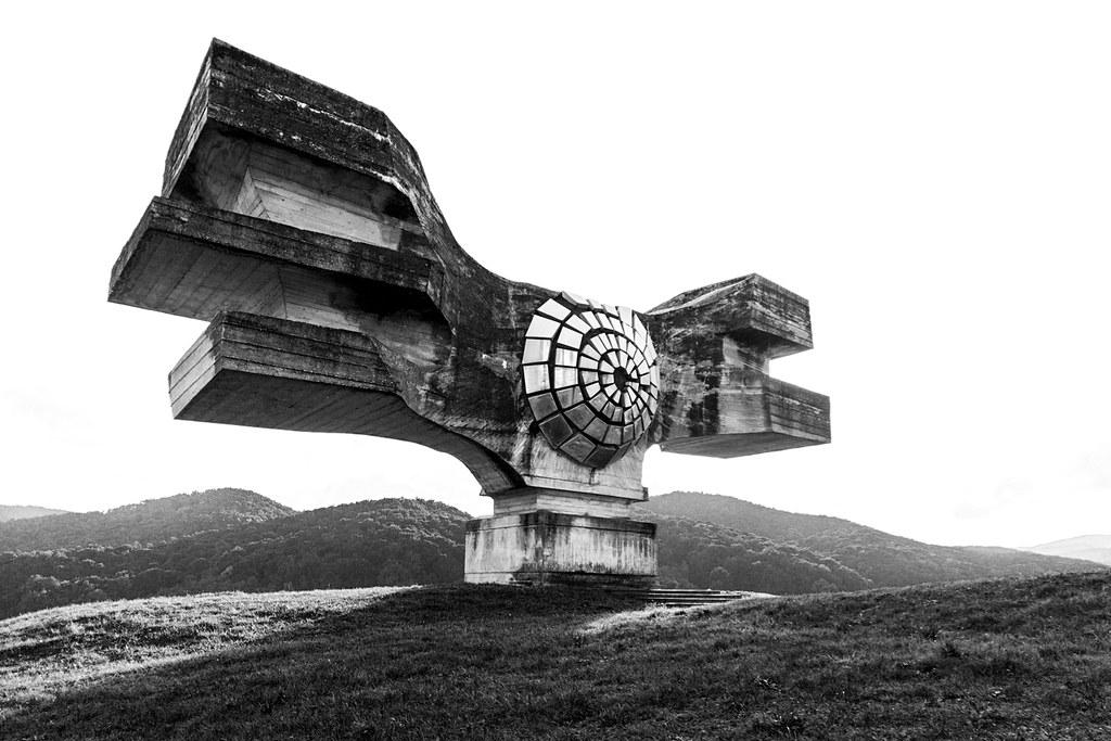克罗地亚的革命祝贺碑(1967年)