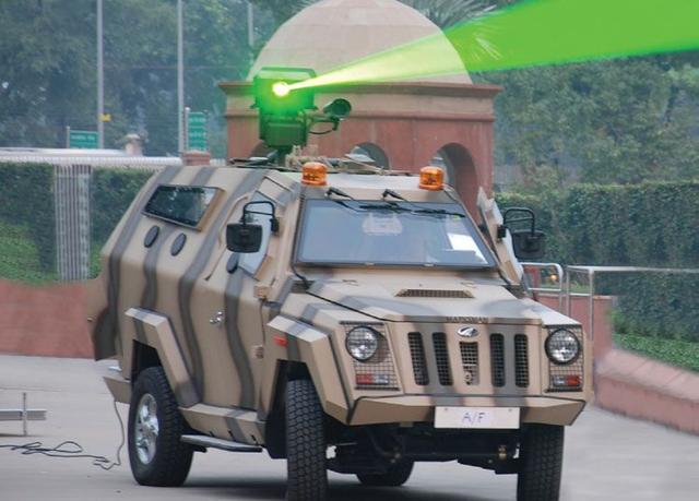 """印度的定向能能武器计划:代号""""阿迪提亚"""""""