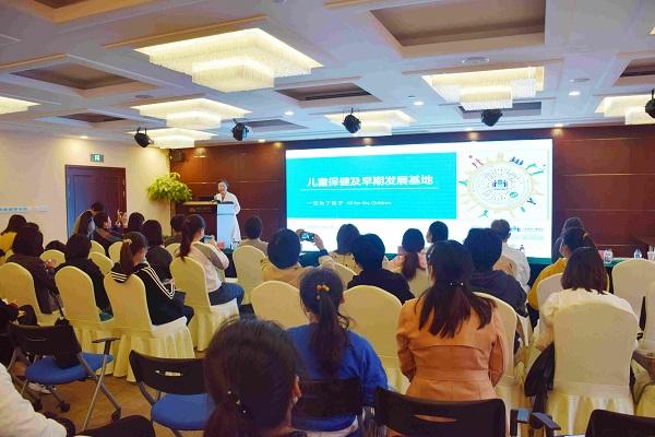 上海浦滨儿童医院创新服务模式,提供父母育儿指导
