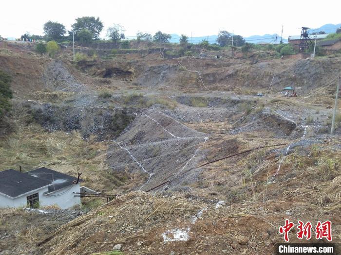 矿区面貌焕然一新 广东2019年底已建成绿色矿山287个