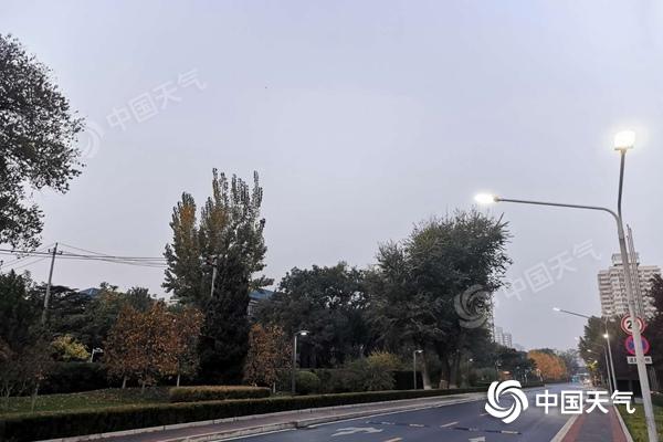 本周末北京天气晴好需防风 下周一气温将明显下降