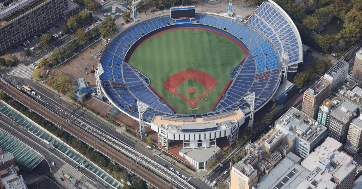 """为东京奥运""""试水"""" 横滨棒球场力争明日观众满员"""