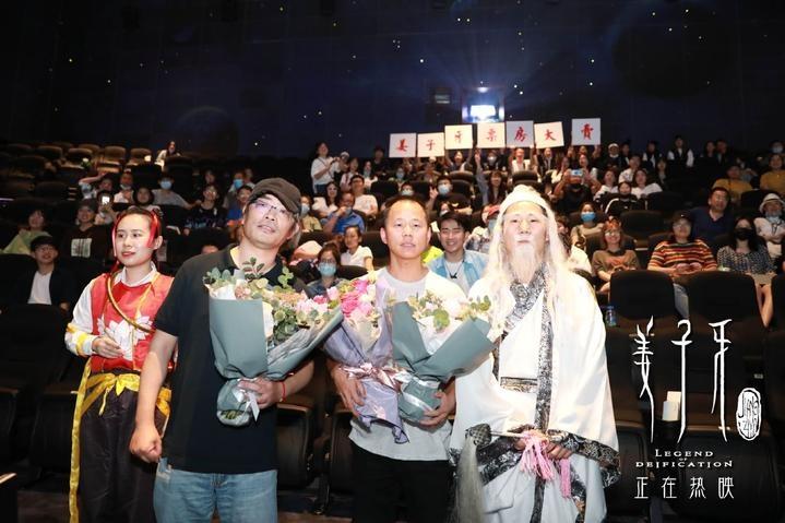 《姜子牙》票房破7亿,杭州导演李昕:这是一个用不同角度切入的中国式英雄