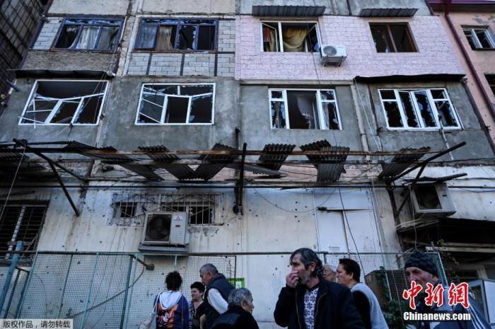 亚阿冲突持续8日已致240人死亡 多方促尽快停火