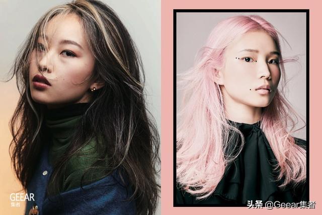 2020秋冬发型潮流:日韩女生流行的3大染发提案