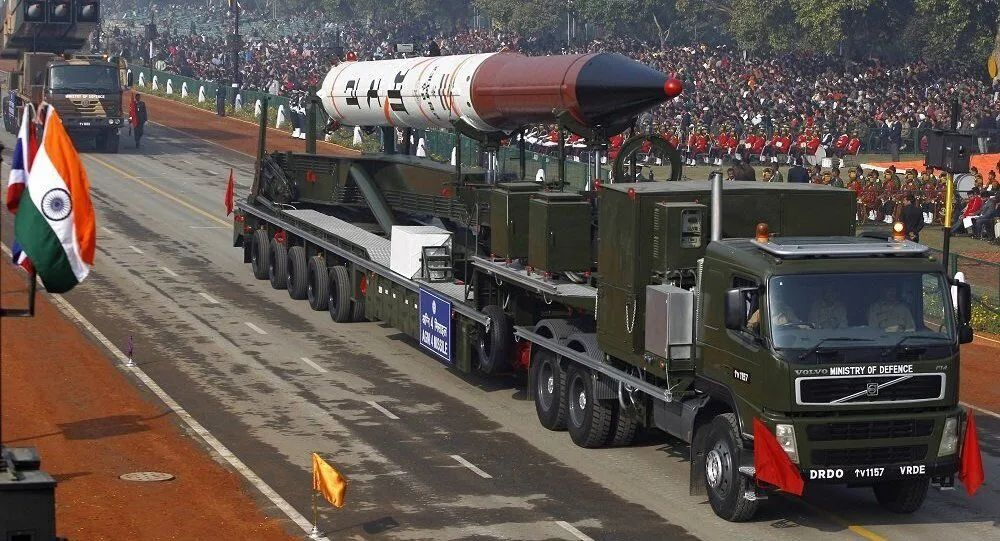 警惕!印度导弹将借力美国地球空间地图制导攻击目标