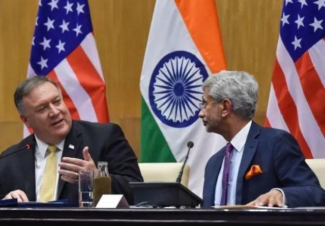 印度虽与美国近期互动频频,但实质性内收留仍大停留在双边层面。