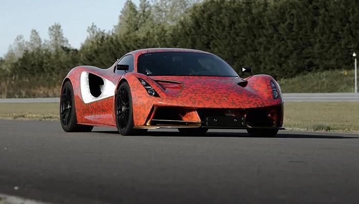 """路特斯发布轻型电动汽车架构""""LEVA"""",加速推动旗下高性能跑车电动化"""