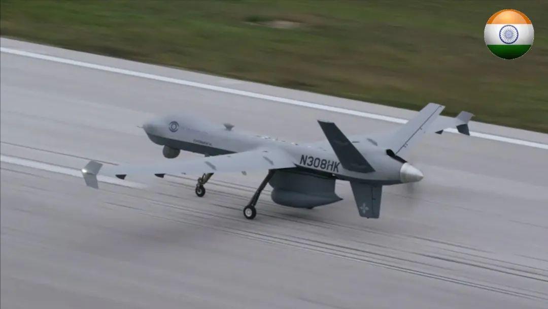 以MQ-9B为代表的美制装备将更出如今印度的武器库中。