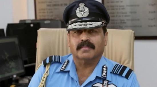 印度空军参谋长拉克什·库马尔·辛格·巴达乌里亚上将