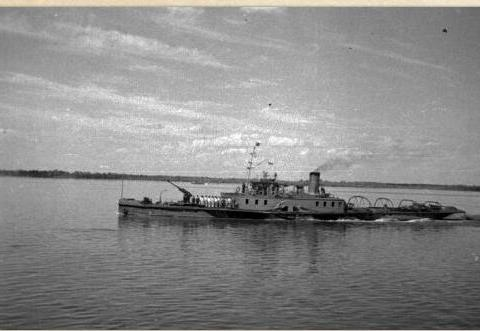 斯大林格勒会战,62集团军可能全军覆没,如果没有伏尔加河区舰队