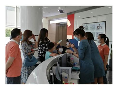 上海申德医院联合上海儿童基金会公益系列活动圆满结束