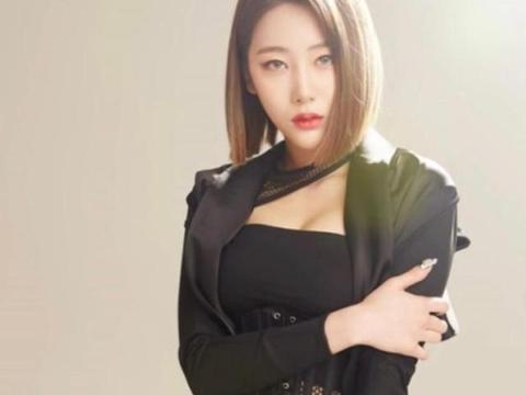 韩国女团Black Swan金惠美回应诈骗一事 A某要求陪睡,并非诈骗