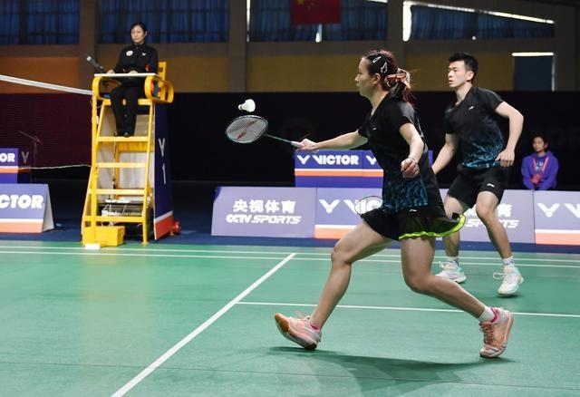 羽毛球|全国锦标赛决赛:郑思维/黄雅琼混双夺冠