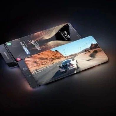 三星未来派手机专利曝光:100%全面环绕屏 可滑盖拍照