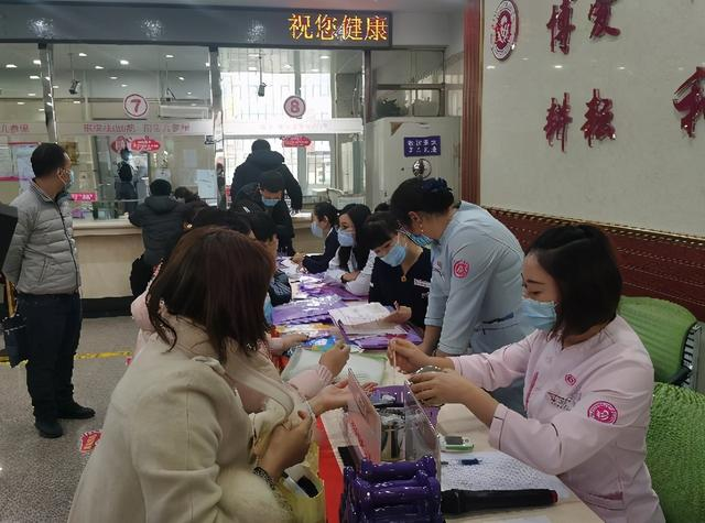 """吉林省妇幼保健院举办公益活动关注""""糖妈妈"""""""