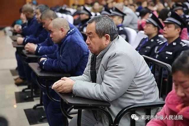 2018年12月李耀勇被漯河中院判处有期徒刑23年。