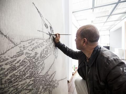 叶永青:艺术家画什么画,画个鸟!