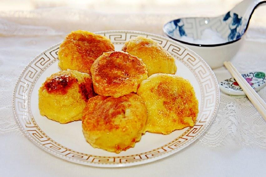 东北粘豆包最好吃的做法,又弹又黏软糯香甜,妈妈的味道