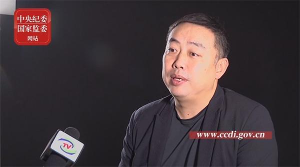 刘国梁接受中纪委官网专访:国际乒联觉得中国是最安全的