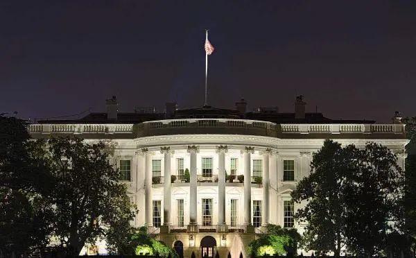 白宫 资料图