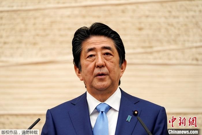 日检方:安倍或挪用800万日元政治资金招待支持者