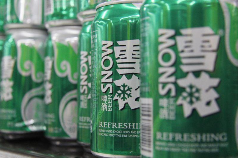"""华润啤酒谋夺高端市场龙头:捆绑经销商""""抢客"""" 啤酒业将迎大变局"""