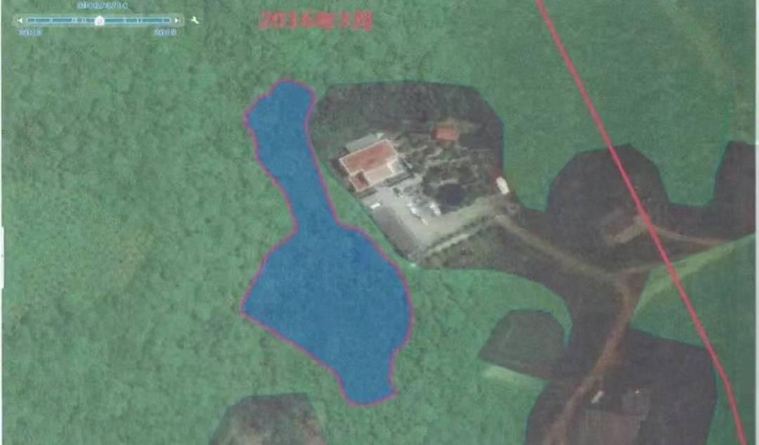 2016年3月卫星鸟瞰图