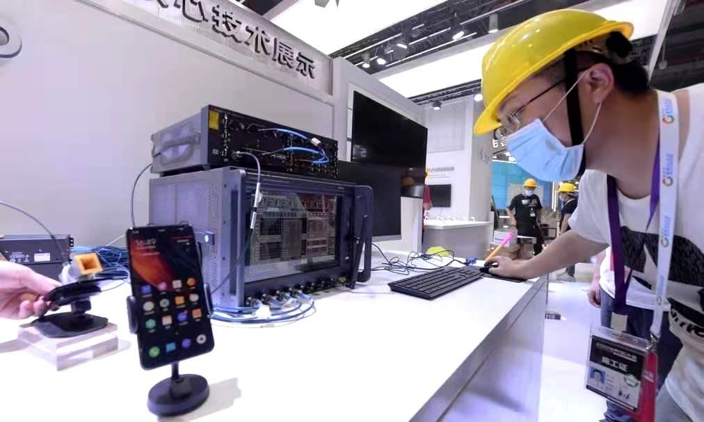 直击世界5G大会:中国5G商用进入快轨 垂直行业应用先行