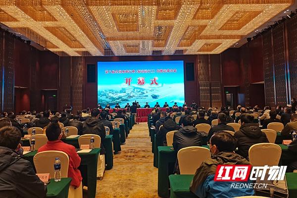 第八届全国水利行业(泵站运行工)技能竞赛决赛在益阳开幕
