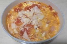 西红柿鸡蛋汤里的小日子